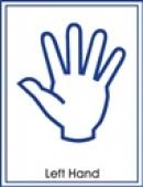 Left Hand Combs