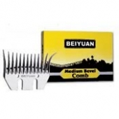 Medium Bevel - 6mm Combs