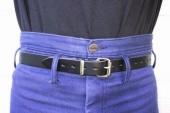 Narrow Stretch Belt