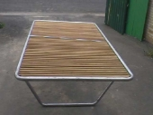 Rectangular Wool Table